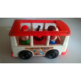 Bus Ancien Fisher-Price