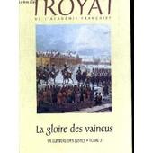 La Gloire Des Vaincus - La Lumiere Des Justes Tome 3 de henri troyat