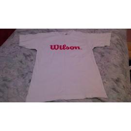 T-Shirt Wilson En 12/14ans