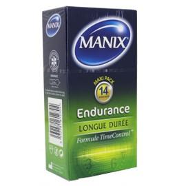 Manix Endurance (Bo�te De 14 Pr�servatifs)