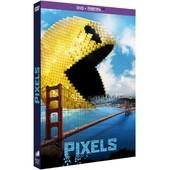Pixels - Dvd + Copie Digitale + 1 Planche De D�calcomanies de Chris Columbus
