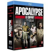 Apocalypse Le Coffret : La 1�re Guerre Mondiale + Hitler + La 2�me Guerre Mondiale + Staline - Blu-Ray de Isabelle Clarke