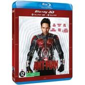 Ant-Man - Combo Blu-Ray 3d + Blu-Ray 2d de Peyton Reed