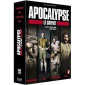 Apocalypse Le Coffret : La 1�re Guerre Mondiale + Hitler + La 2�me Guerre Mondiale + Staline