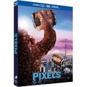 Pixels - Combo Blu-Ray+ Dvd + Copie Digitale de Chris Columbus