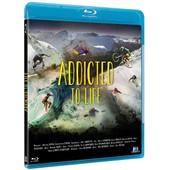 Nuit De La Glisse : Addicted To Life - Blu-Ray de Thierry Donard