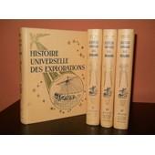 Histoire Universelle Des Explorations de L-H. Parias