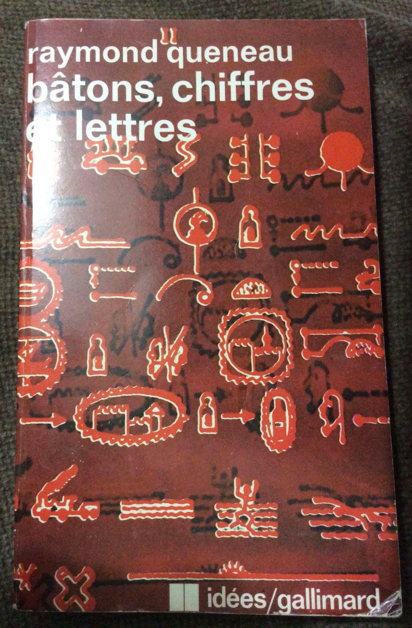 Batons, Chiffres Et Lettres