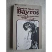 Marquis Franz Von Bayros In Garten Der Aphrodite. Erotische Zeichnungen Und Illustrationen de collectif Exquisit Kunst