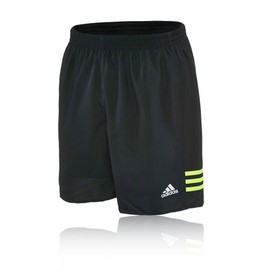 Adidas Response 7 Inch Homme Noir Climalite Running Short Bermudas Cale�ons