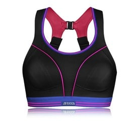 Shock Absorber Ultimate Run Femmes Compression Brassi�re Soutien-Gorge Sport
