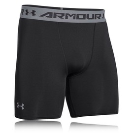 Under Armour Heat Gear Hommes Noir Short De Compression Collants Running Boxer