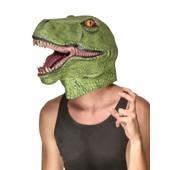 Masque Latex Dinosaure Adulte,