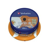 Verbatim Archival Grade - 25 x DVD-R