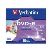 Verbatim DataLifePlus - 10 x DVD+R