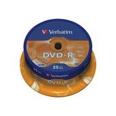 Verbatim - 25 x DVD-R