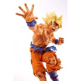 Dragon Ball Z - Figurine Son Goku Ssj - Figure Colosseum Scultures Zoukei Tenkaichi Budoukai 5