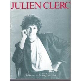 recueil - partitions - 20 chansons de julien clerc