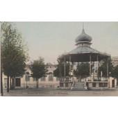 Lille : Place Du Concert, Le Kiosque- 1910