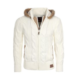 Veste Young And Rich Rr 897 Blanc