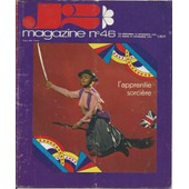 J2 Magazine 46 L'apprenti Sorci�re 1972