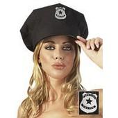 Chapeau De Police. D�guisement Polici�re