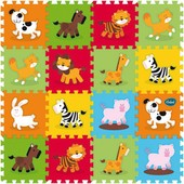 Tapis Mousse Animaux
