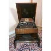 Meuble Gramophone