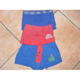 Cale�on Boxer 2 - 3 Ans