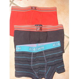 Cale�on Boxer Tex 4 - 5 Ans