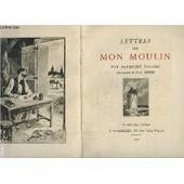 Lettres De Mon Moulin de alphonse daudet