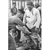 Ww2 - Equipement D'un Scaphandrier Britannique � Cherbourg En Juillet 1944
