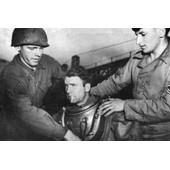 Ww2 - Equipement D'un Scaphandrier Am�ricain � Cherbourg En Juillet 1944