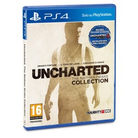 Jeu Playstation 4 Uncharted The Nathan Drake Collection