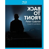 Peter Gabriel: Back To Front: Live In London (Blu-Ray/Cd Combo)