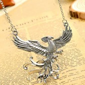 Collier Harry Potter And The Order Of Phoenix Necklace Pendentif / Collection S�ries