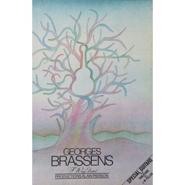 Georges BRASSENS Spécial guitare 35 chansons