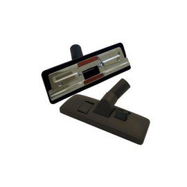 Europart Universal Brosse D'aspirateur Universelle En Plastique De Qualit� Sup�rieure Avec P�dale Deux Positions Noir 270 X 32 Mm
