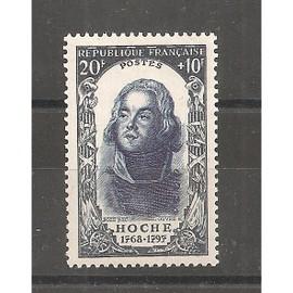 872 (1950) Célébrités Révolution de 1789 Lazare Hoche N** (côte 17e) (3337)