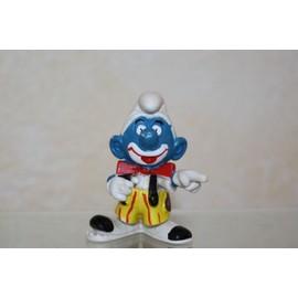 Schtroumpf Figurine - Schtroumpf Clown - Cirque