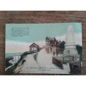 Carte Postale Ancienne 76 Sainte-Adresse -Le Pain De Sucre
