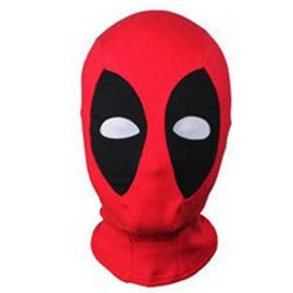 Cagoule Deadpool Super-H�ros Anti-H�ros X-Force Halloween Convention Cosplay Soir�e D�guis�e - Black Sugar Paris Cosplay Anime Manga D�guisement Sur Mesure