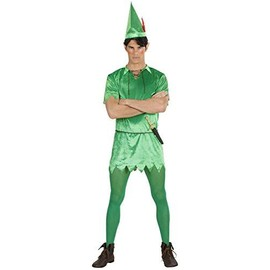 D�guisement Peter Pan Adulte - Taille M - 40/42 - 76462