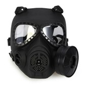 Masque Protection Tactique Militaire Pour Bb Airsoft Paintball Chasse Cosplay