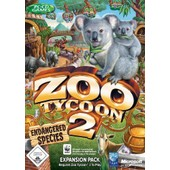 Zoo Tycoon 2: Endangered Species - Ensemble Complet - Pc - Cd ( Bo�tier De Dvd ) - Win - Allemand