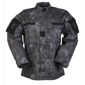Veste Militaire Us Acu Camouflage Mandra Night Multipoches 11942785 Miltec Airsoft Taille L