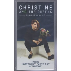 CHRISTINE AND THE QUEENS CHALEUR HUMAINE PLV 14X25
