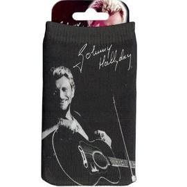 Chaussette Portable Johnny Hallyday
