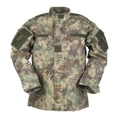 Veste Militaire Us Acu Camouflage Mandra Wood Multipoches 11942183 Miltec Airsoft Taille Xxl