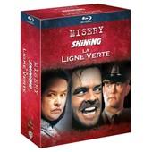 Stephen King : Misery + Shining + La Ligne Verte - �dition Limit�e - Blu-Ray de Reiner Rob